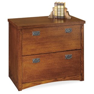 Benno 2-Drawer Lateral File Cabinet by Millwood Pines Best