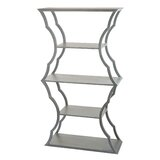Arundel Etagere Bookcase by Bungalow Rose