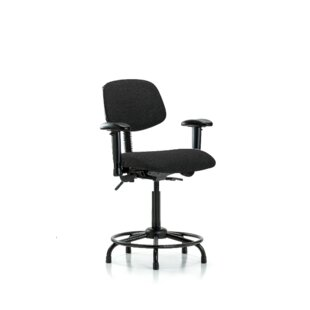 Maliyah Ergonomic Drafting Chair
