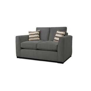 Quiroz 2 Seater Loveseat By Mercury Row