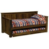 Dondale Barnwood Twin Daybed by Union Rustic