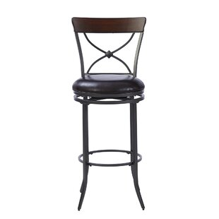 Great Price Royalton 30 Swivel Bar Stool by Red Barrel Studio Reviews (2019) & Buyer's Guide