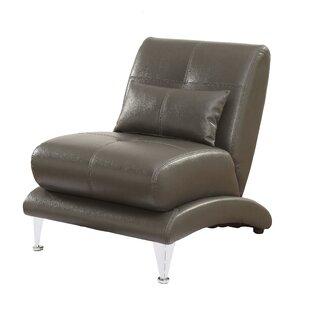 Ivy Bronx Gutshall Slipper Chair