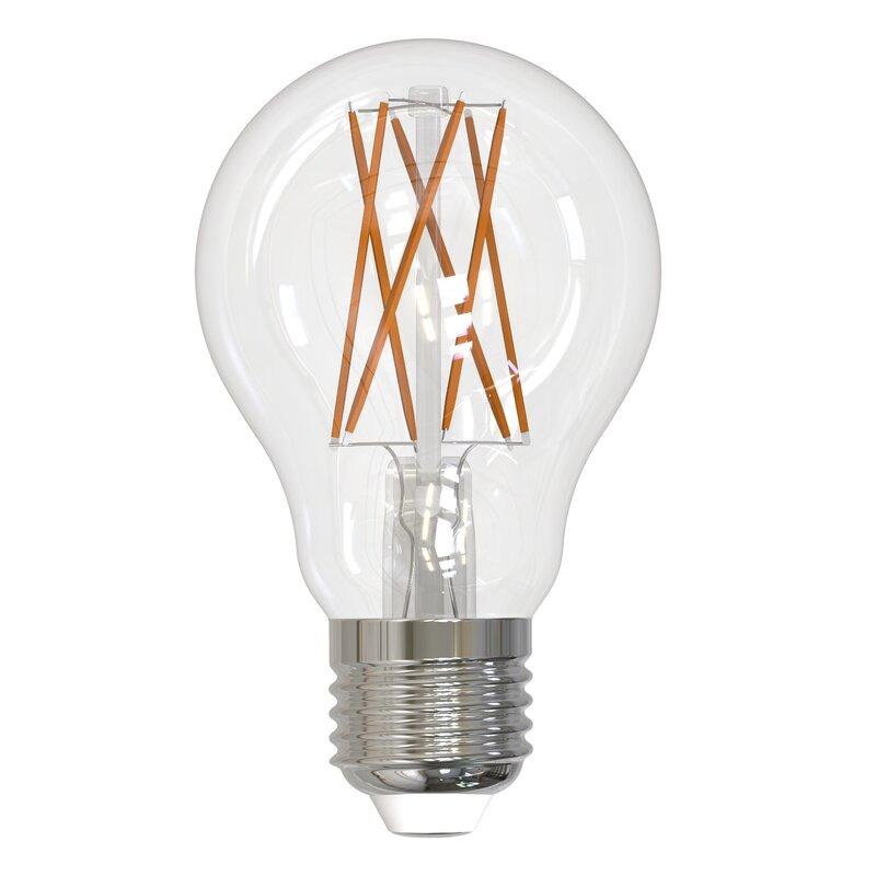 Bulbrite Industries 8 5 Watt 75 Watt Equivalent A19 Led Dimmable Light Bulb E26 Medium Standard Base Wayfair