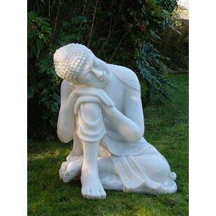 Brandsville Sleeping Deity Statue By Bloomsbury Market