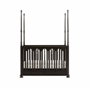 Smiling Hill Stationary Poster Crib by Stone & Leigh™ Furniture