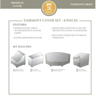 Rosecliff Heights 8 Piece Cover Set