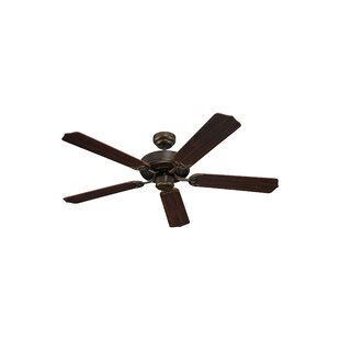 Compare prices 52 Regner 5 Blade Ceiling Fan By Alcott Hill