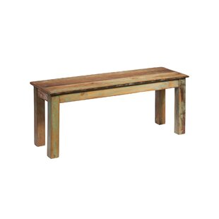 Wilfred Bench By Union Rustic
