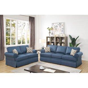 Amnon 2 Piece Living Room Set by Red Barrel Studio