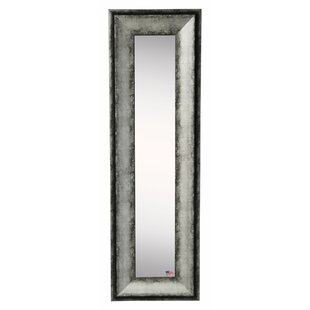 17 Stories Panel Accent Mirror (Set of 4)