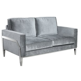 Mcadory Loveseat by Ivy Bronx