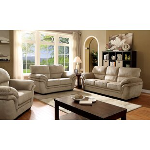 Winston Porter Hollifield Configurable Living Room Set