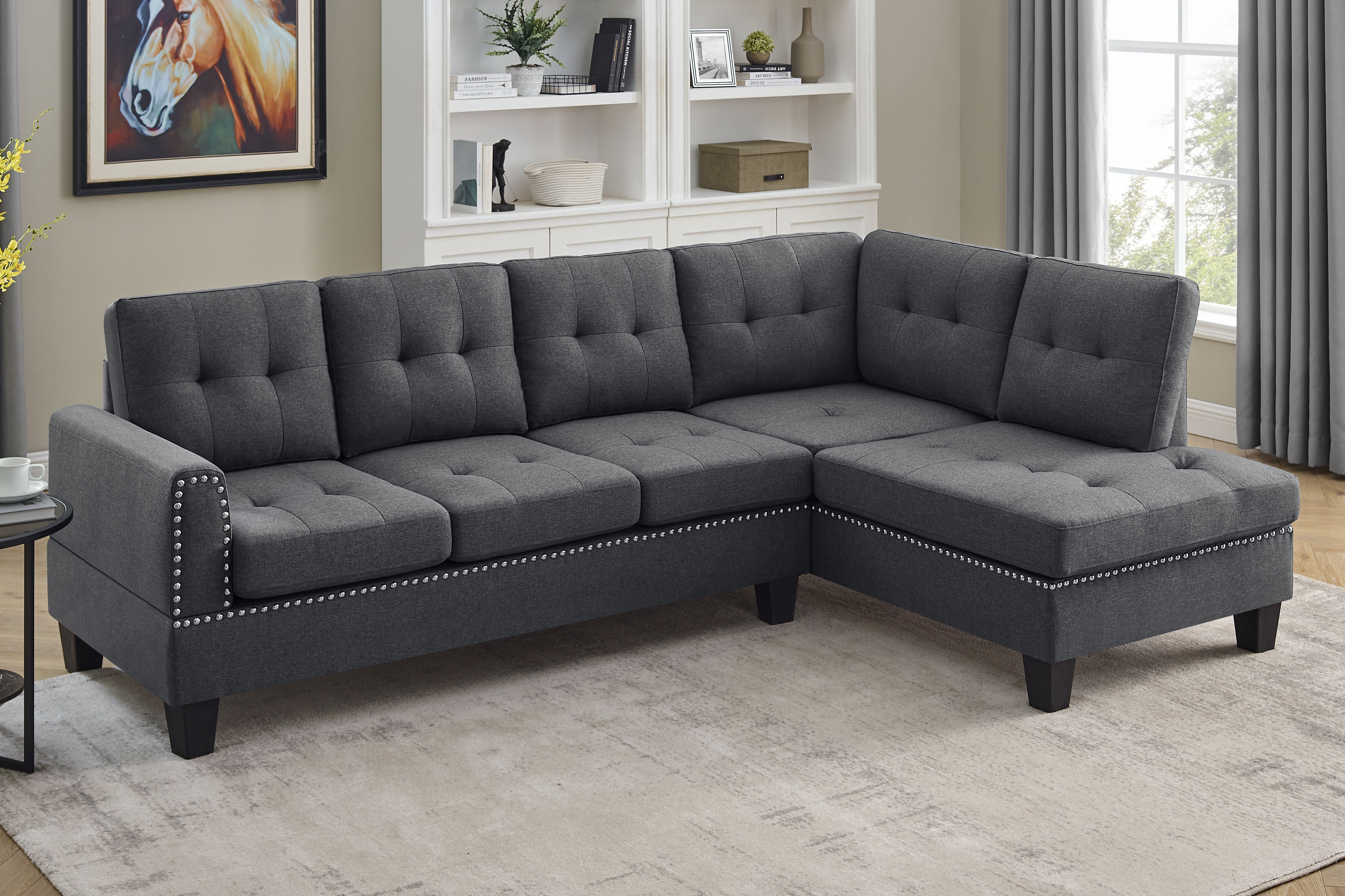 Modern Contemporary Sectionals You Ll Love In 2020 Wayfair