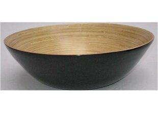 Nistler Round Bamboo Salad Bowl