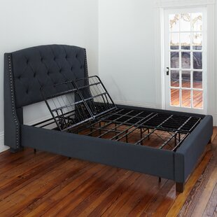 Alwyn Home Adjustable Bed Frame