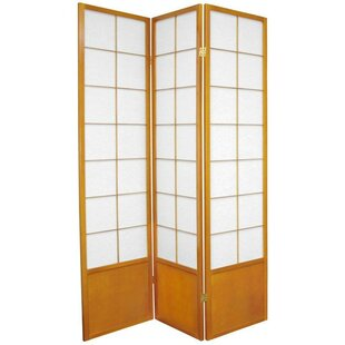 Camille Zen 3 Panel Room Divider