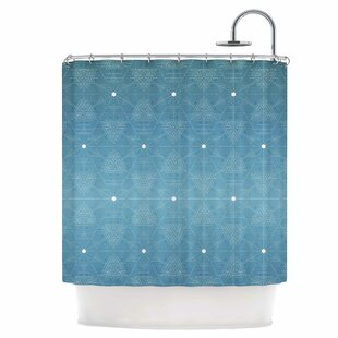 Celestial Single Shower Curtain