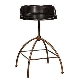 Connie Bar Stool by 17 Stories