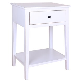 Porthos Home Shelby 1 Drawer Nightstand