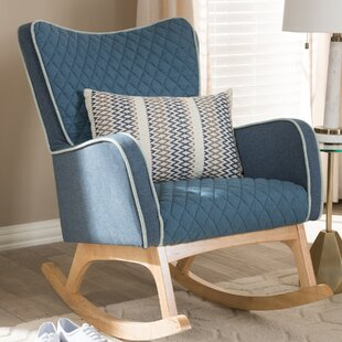 Incredible Craney Rocking Chair Andrewgaddart Wooden Chair Designs For Living Room Andrewgaddartcom