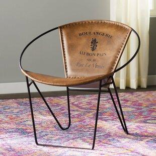 World Menagerie Schaible Papasan chair