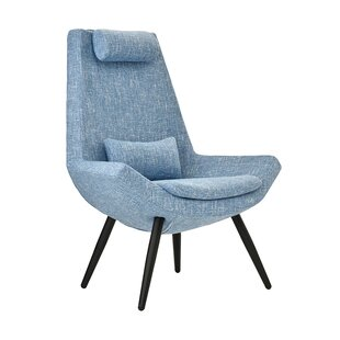 Sease Lounge Chair by Wrought Studio