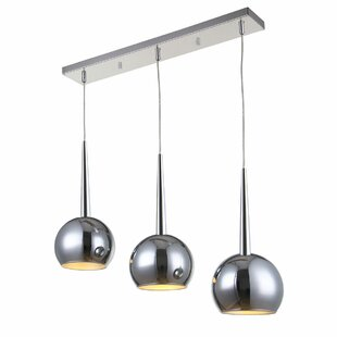Killough 3-Light Pendant by Orren Ellis