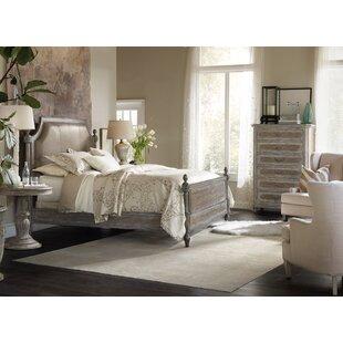 Hooker Furniture True Vintage King Platform Configurable Bedroom