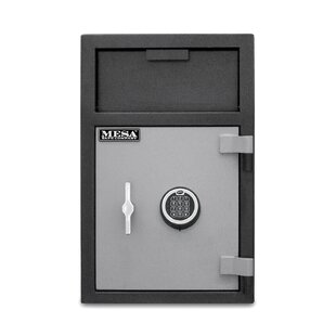 Depository Safe with Electronic Lock by