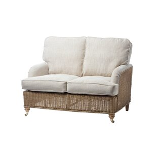 Review Aliyah 2 Seater Conservatory Loveseat