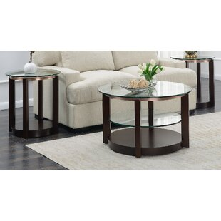 Roan 3 Piece Coffee Table Set