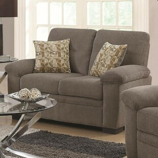 Muldoon Transitional Loveseat by Winston Porter