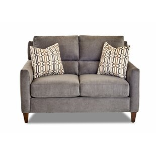Broad Loveseat