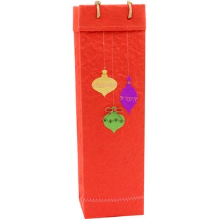 Ornaments Single Bottle Carrier