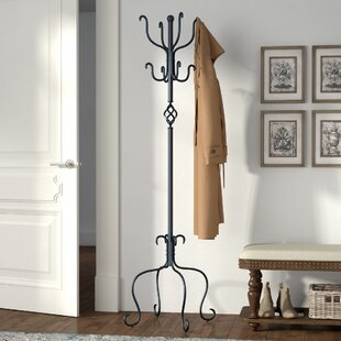 Freestanding Metal Coat Rack by Astoria Grand