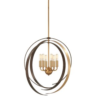 Mercer41 Philomena 6-Light Globe Chandelier