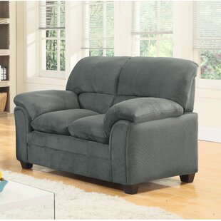 Price comparison Mikaela Loveseat by Winston Porter Reviews (2019) & Buyer's Guide