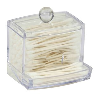 Cotton Swab Container (Set of 2) By Rebrilliant
