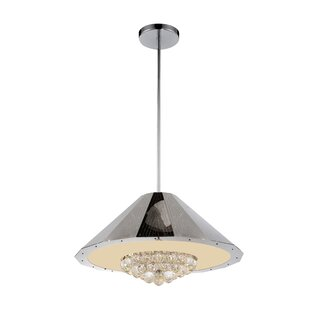 CWI Lighting 9-Light Cone Pendant