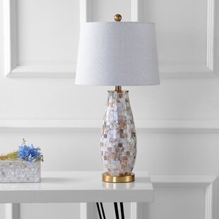 Crick Seashell 28 Table Lamp