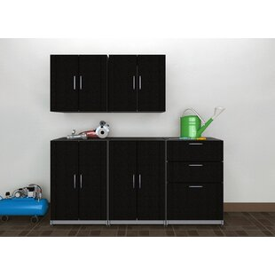 5 Piece Storage Cabinet Set by ClosetMaid