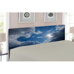 Landscape Upholstered Panel Headboard