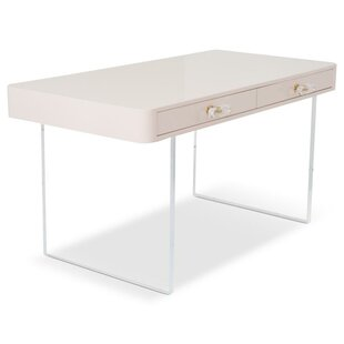 Ibiza Solid Wood Writing Desk
