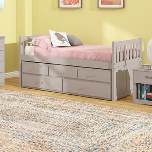 Saco Twin Bed with Trundle by Isabelle amp Max
