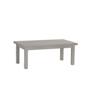 Places to buy  Club Rectangular Aluminum Coffee Table Compare prices