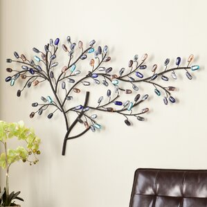 Twig Wall Decor metal wall art - wall décor