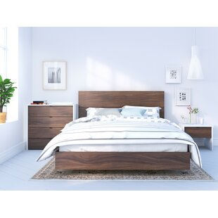 Giavanna Platform 4 Piece Bedroom Set
