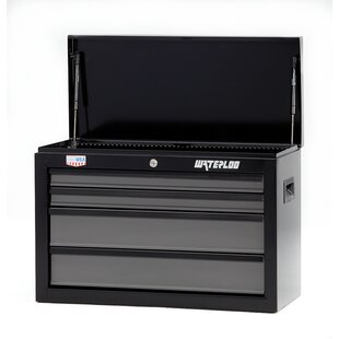 W100 Series 26 Wide 4 Drawer Top Chest