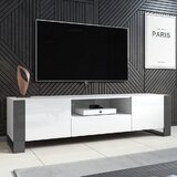Hingham TV Stand for TVs up to 85 by Wade Logan®